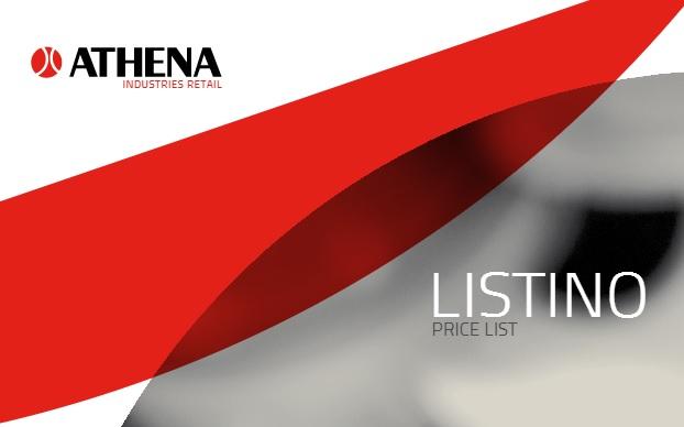 Athena – Catalogo Ingrassatori 2016