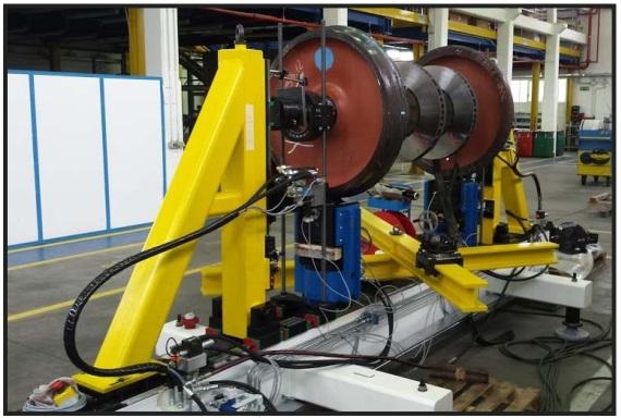 Servizi Ingegneria – Costruzione E Manutenzione Impianti E Banchi Prova Settore Ferroviario
