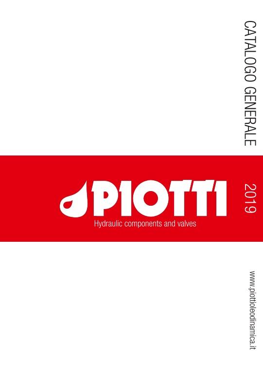 Piotti – Catalogo 2019