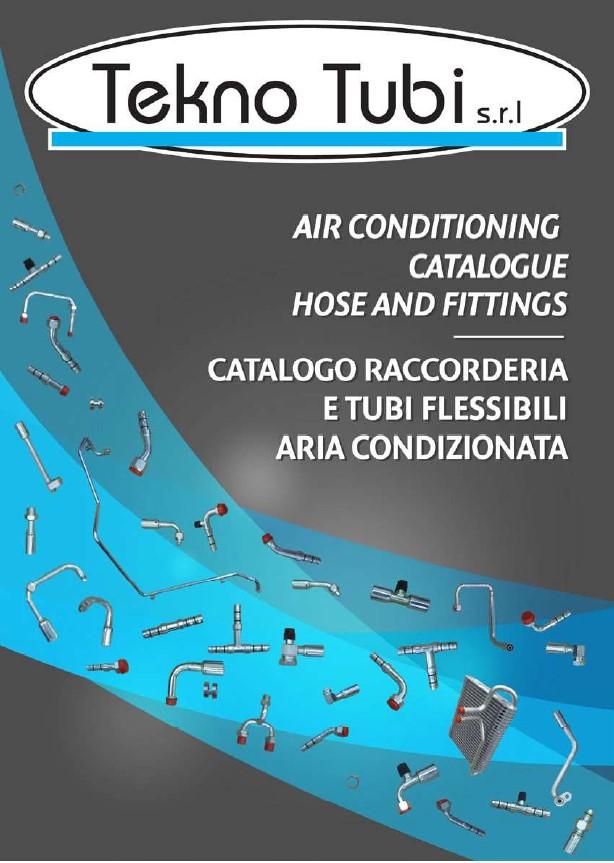 TeknoTubi  –  Catalogo Aria Condizionata